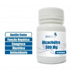 Alcachofra 500 Mg C/ 60 Cápsulas