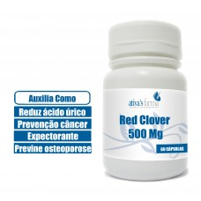 Red Clover 500 Mg C/ 60 Cápsulas