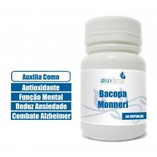 Bacopa Monneri 250 Mg C/ 60 Cápsulas