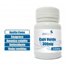 Café Verde 300mg - 60 Cápsulas