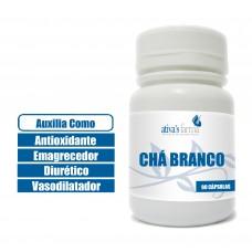 Chá Branco 500 mg 90 Cápsulas