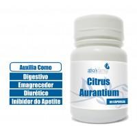 Laranja Amarga/ Citrus Aurantium 500mg - 60 Cápsulas